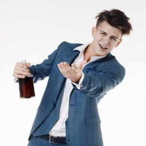 Los jovenes y el alcohol